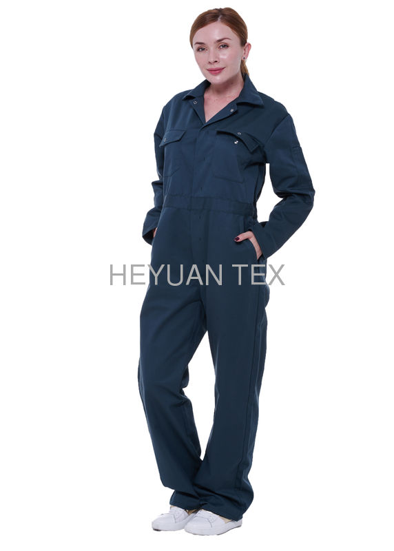 3a03bfbd167 Safety Heavy Duty Overalls With Elastic Waist