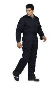 China All In One  Winter Work Coveralls With Elasticated Waist Back factory